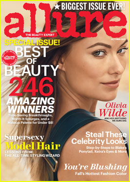 Voluma at Allure Magazine